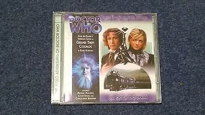 Doctor who BIG FINISH audiobook - 2.5  (CD)  - GRAND THEFT COSMOS