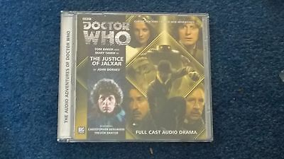 Doctor who BIG FINISH audiobook - 2.4 (CD)  - THE JUSTICE OF JALXAR