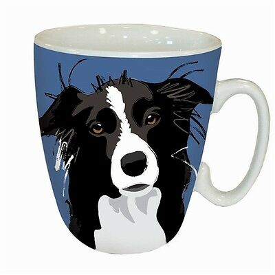 Border Collie Sheepdog Mug - New - Boxed - Great Gift for a Dog Lover FREE P&P