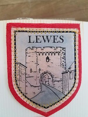 Patch / Badge - Lewes