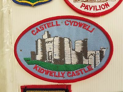 Patch / Badge - Kidwelly Castle