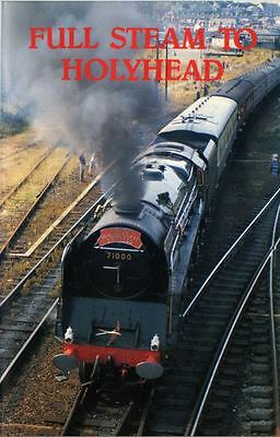 Full Steam To Holyhead Special Edition 'Ynys Mon Express' - VHS Video