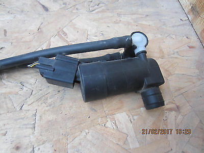 Ford Focus Mk2 2004-2010 Windscreen Washer Bottle Pump