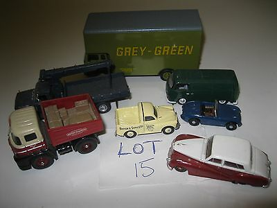 00 Gauge Model Vehicles, new model cars and lorries. Unboxed. Great quality.