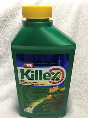 Ortho Killex Lawn Weed Control CONCENTRATE 1L Liquid Herbicide