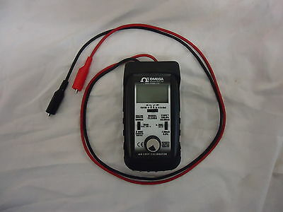 Loop Calibrator Omega Cl309A Excellent Condition Tested