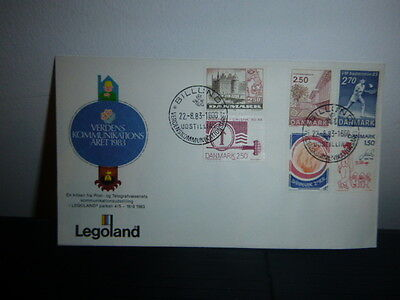4 No World First Day Covers
