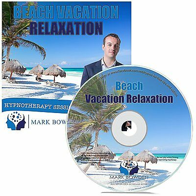 Beach Vacation Relaxation Hypnosis CD