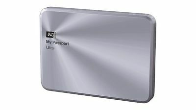Western Digital My Passport Ultra Portable Hard Drive (2TB)