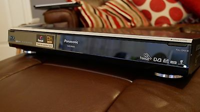 Panasonic Dmr-Bs850 Blu-Ray Recorder With 500Gb Hdd - Twin Freesat+ Hd Tuner