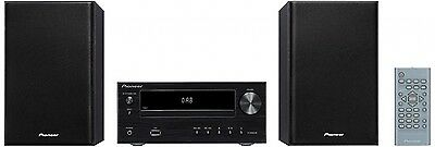 Pioneer X-HM26D-B Bluetooth, CD Hi-Fi System In Black