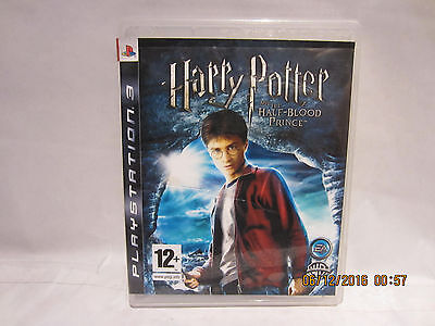 PS3 game HARRY POTTER HALF BLOOD PRINCE