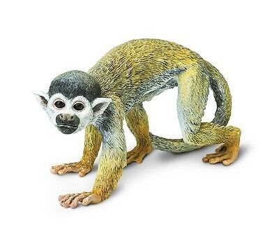SQUIRREL MONKEY 2017 Safari Ltd Incredible Creatures 269829 Sciureus NEW