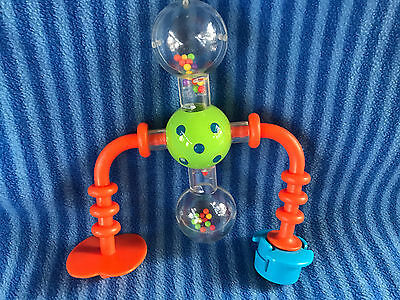 Evenflo Mega Exersaucer Spinner Rattle Toy Replacement Part