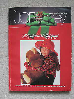 JC PENNEY JCPenney 1990 CHRISTMAS CATALOG Barbie dolls 579 Pages
