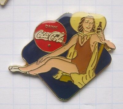 PAUSE DRINK COCA-COLA / NOSTALGIE  ..................Pin (105g)