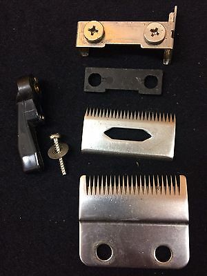 Replacement Blade s & Lever For Conair Hair Trimmer Cutter