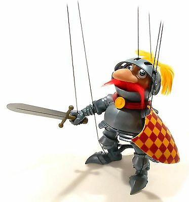 Sir Dorric the Knight marionette toy