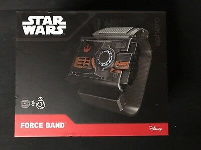 Sphero Star Wars The Force Awakens Force Band for BB-8 App Enabled Droid New!