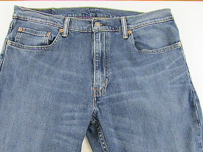 Levi's Men's 559 Relaxed Straight Fit Jeans Size 36x30 EUC