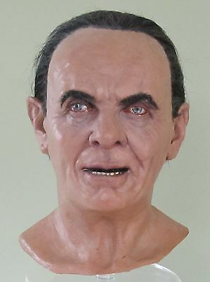 HANNIBAL LECTER Bust, Anthony Hopkins, Cannibal NOT myers mask