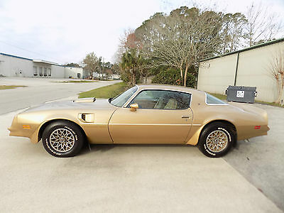 1978 Pontiac Trans Am Trans am 6.6 liter  1978 Pontiac Trans Am True Survivor with Only 32 k miles. 2 Owners Showroom new