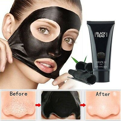 New Purifying Blackhead Pimple Spot Remover Peel-Off Facial Cleansing Face Mask