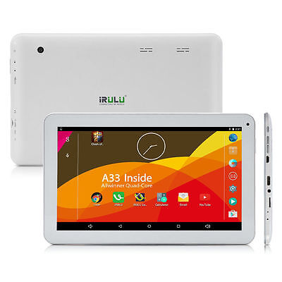 """NEW Tablet PC 10.1"""" Android 5.1 1GB/8GB Quad Core Bluetooth WIFI Pad Tablet"""