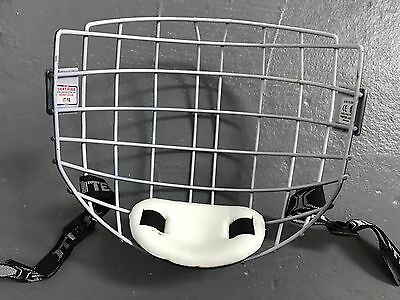 New! Itech Fantom NHL Pro Stock Hockey Player Helmet Cage Face Mask Large Bauer