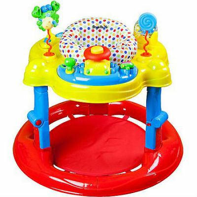 Activity Center Spin Musical Baby Play Tray Girl Boy Toy Infant Seat Music Light