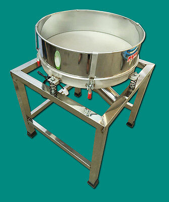 Best Sale Single Deck, Stainless Dteel Separator Screener Sifter Vibro-energy