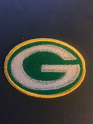 Green Bay Packers Logo Patch Iron On Or Sew On