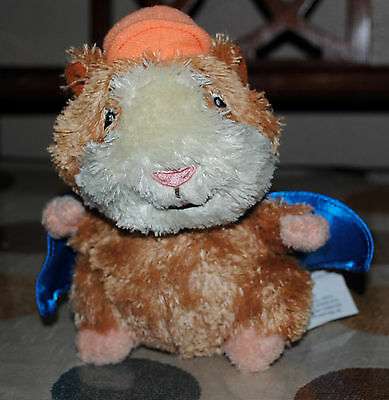 Wonder Pets Guinea Pig LINNY Plush Doll Wonderpets Nickelodeon Sheen Fur NICE