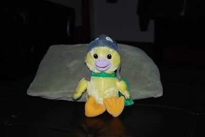 "Wonder Pets Duck MING MING Plush 11"" MINT Fisher Price"