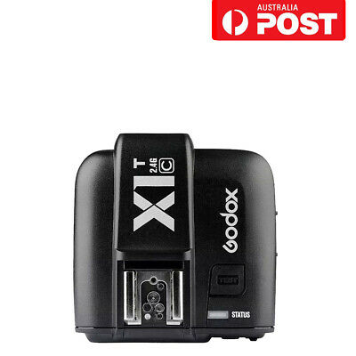 AU Godox X1T-C TTL 2.4G Wireless Transmitter Trigger for Canon Camera
