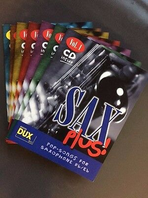 Sax plus! inkl. CD