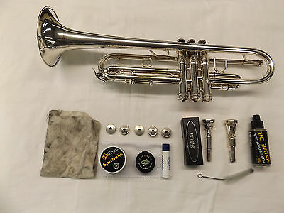**SHARP** Conn 52B CONNstellation Trumpet with Hard Case and Assorted Accesories