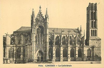 87 Limoges Cathedrale