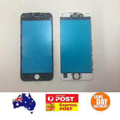 For iphone 6/6S/7 Plus Outer Front Glass Screen Replacement Frame bezel bracket