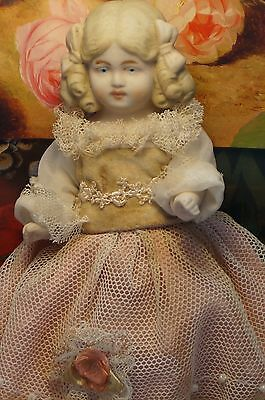 Antique German doll Limbach
