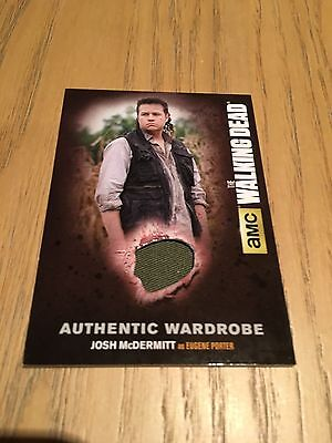The Walking Dead Season 4 Part 2 - Costume Card M51 Eugene