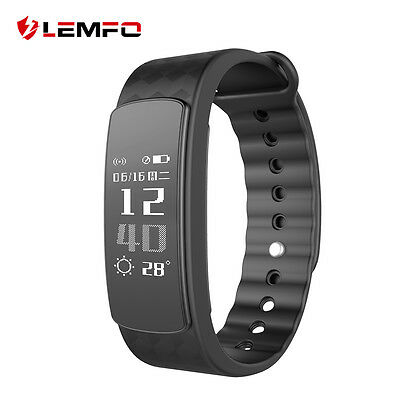 New Original IWOWN I3 HR Impermeable Swim Bluetooth Smart Band Para Android IOS