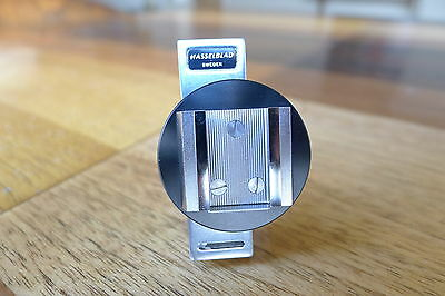 Hasselblad Adjustable Flash Shoe 43125 fits Camera Body Accessory Rail Exc