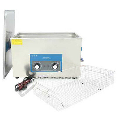 Sc  Professional Ultrasonic Cleaner 30L With Extra Heating! Free Ss Basket And C