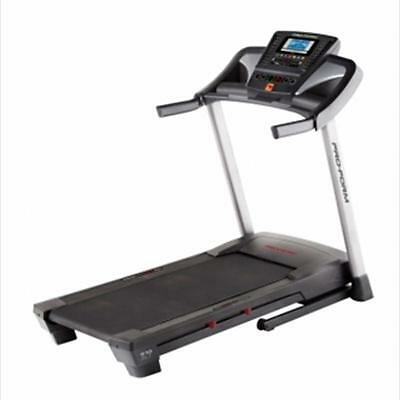 ProForm 910ZLT Treadmill BARELY USED, LIKE NEW (Nordic Track mat included)