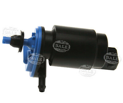 Windscreen Washer Pump Front & Rear Twin Outlet Fits For Corsa C 2000-2006