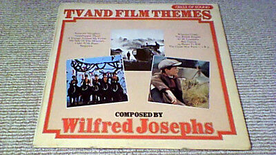 WILFRED JOSEPHS TV & FILM THEMES OST 1st UK LP The British Empire The Great War