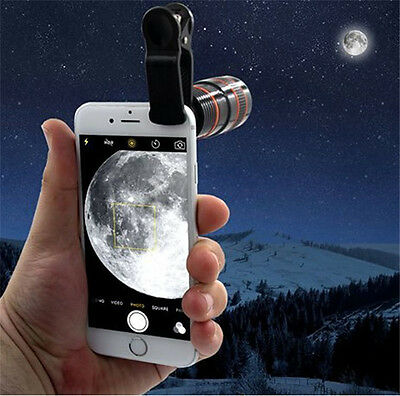 Transform Your Phone Into Professional Quality Camera HD360 Zoom Smart Phone SP