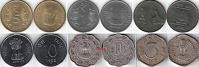 World Rare coins from India