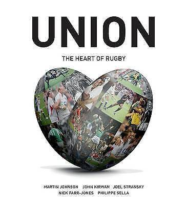 Union: The Heart of Rugby by Paul Thomas (Hardback, 2011)